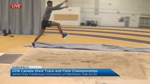 2018 Canada West Track and Field Championships: Long Jump/Triple Jump