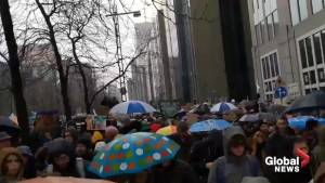 An estimated 70,000 people call for climate change action in Brussels protest