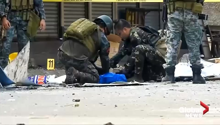 Islamic teachers die in grenade attack on Philippines mosque