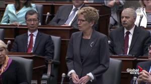 Kathleen Wynne opens Truth and Reconciliation response in Queen's Park