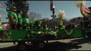 Thousands flock to St. Patrick's Day Parade in Peterborough