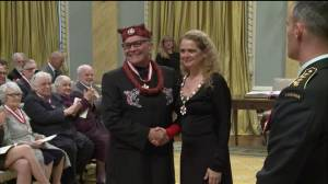 Residential school survivor invested into Order of Canada