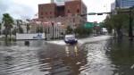 Hurricane Irma causes record breaking flooding in Jacksonville, Florida