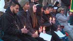 Candlelight vigil held in Edmonton following Sri Lanka bombings