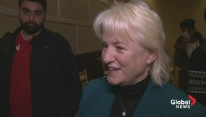 Ontario Civic Election: Susan Fennell embraces Linda Jeffrey