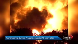 Downsview residents still dealing with aftermath of propane explosion 10 years later