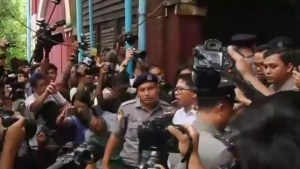 Myanmar jails two Reuters journalists, igniting international outcry