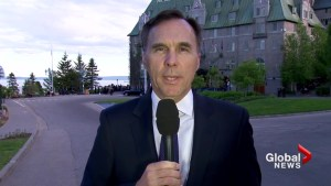 Still no progress on tariff front: Morneau
