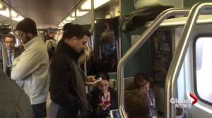 Commuters turn to public transit amid Turcot Interchange closures
