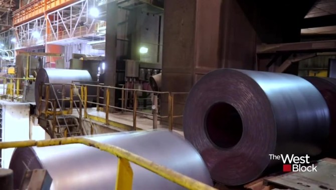Freeland says axing tariffs on steel, aluminum should be part of CUSMA ratification process
