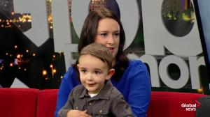 Kids with Cancer: Jaxon in recovery after neuroblastoma diagnosis