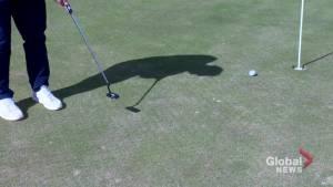 Golfing season opens in Saskatoon