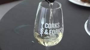Kingston hosts it's first Corks and Forks international wine festival
