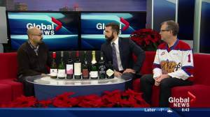 Christmas and New Year's Eve wine ideas