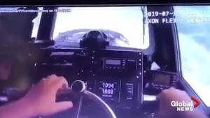Florida officer injured as wave smashes boat's windshield ahead of Tropical Storm Barry