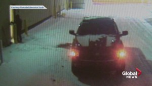 Raw video of ATM theft from south Edmonton hotel