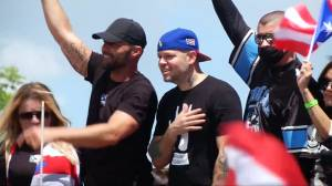 Ricky Martin, Calle 13 takes part in anti-Rossello protests in Puerto Rico
