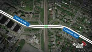Cavendish Boulevard extension faces new obstacle
