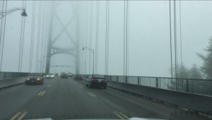 Metro Vancouver fog causing problems