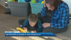 Variety week: Variety helps Penticton family