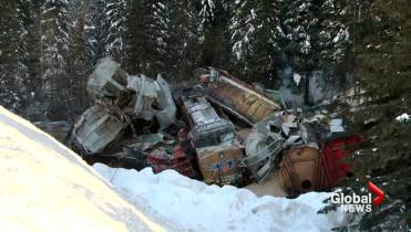 Canadian railway accidents went from 1,091 to 1,170 last