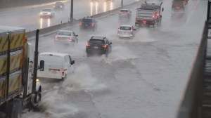 Heavy rain causes widespread localized flooding across Metro Vancouver