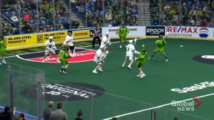 Saskatchewan Rush look to secure first place in Western Division