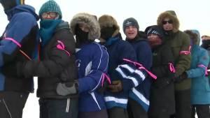 Winnipeg skates into the record books