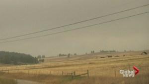 Rock Creek wildfire destroys homes