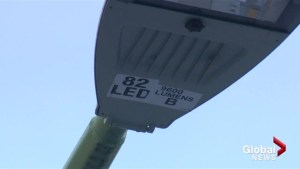 Kelowna replaces 10,000 + streetlights with LED bulbs