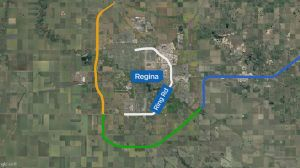 Regina Bypass on budget and on track for October completion