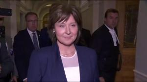 BC Liberal government defeated in confidence vote