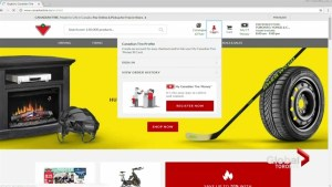 Canadian Tire consumers still shut out of website