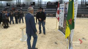 Canada's largest livestock show kicks off in Regina