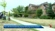 Play video: Police in Markham investigating midday home invasion, shooting