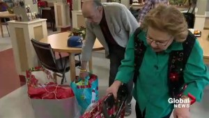 Low-income Calgary seniors hold toy drive for kids facing tough Christmas