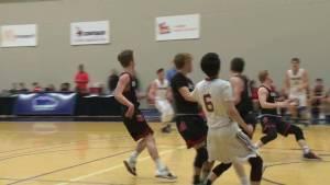 High school basketball players smash record on same day