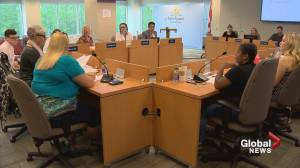 'Where's the transparency in that?' Elected minority reps concerned over loss of place at table (01:58)