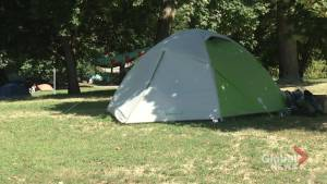 Peterborough County approves bylaw to prohibit camping in its parks within the city limits
