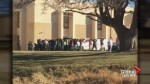 Three killed in shooting at New Mexico high school