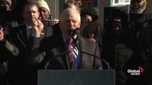 'We want government open now!': Senator demands vote to end shutdown