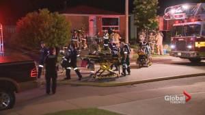 3 dead after fire destroys Hamilton house (02:01)