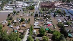 Warmer weather has BC bracing for more flooding
