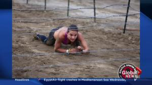 Faye Stenning sets sights on world stage of obstacle races