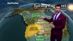 2019 Canada wide Spring Forecast