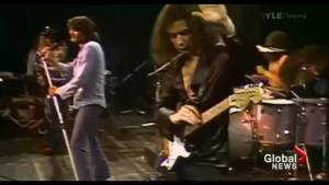 Is 'Smoke on the Water' greatest guitar riff ever?