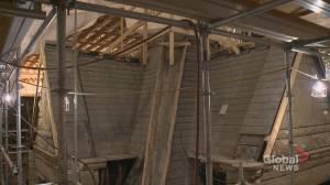 Tour of old Calgary City Hall renovations