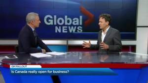 Is Canada really open for business?
