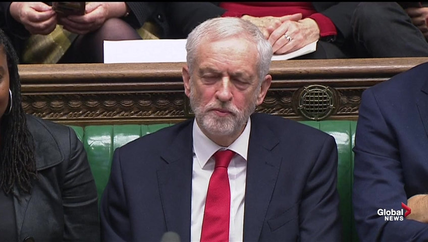 Jeremy Corbyn has tabled a motion of no confidence in Theresa May