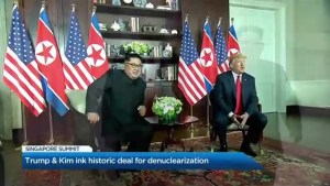 Breaking down Donald Trump & Kim Jung Un's historic deal